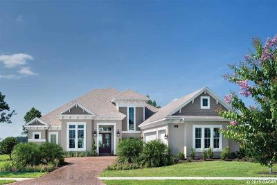 Gainesville FL Single Family Home Pending: $1,123,791