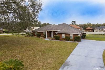 Lake City Single Family Home For Sale: 143 SW Emily Glen