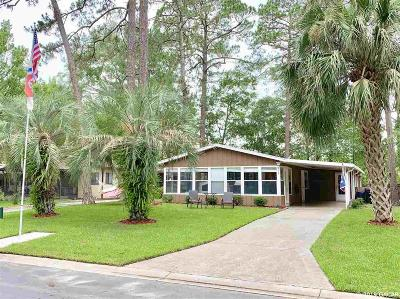 Gainesville Single Family Home For Sale: 8554 NW 42nd Drive