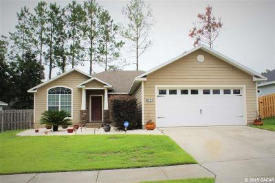 Alachua Single Family Home For Sale: 15848 NW 121st Lane