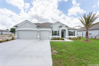 Newberry Single Family Home For Sale: 926 NW 252nd Drive