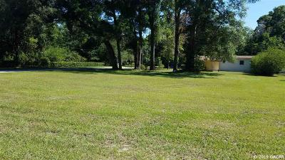 High Springs Residential Lots & Land For Sale: XX NW 250th Street