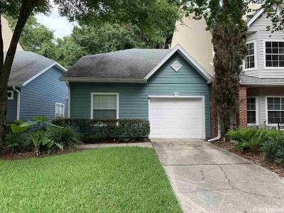 Gainesville Condo/Townhouse For Sale: 428 NW 50th Boulevard
