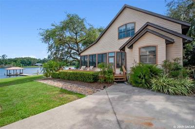 Hawthorne Single Family Home For Sale: 646 GORDON CHAPEL Road