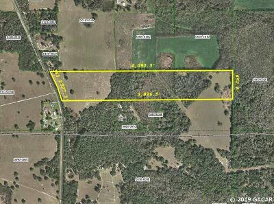 Melrose Residential Lots & Land For Sale: 1080 N CR 315