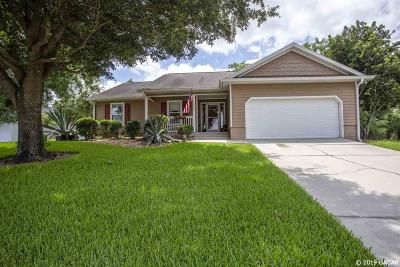 Alachua Single Family Home For Sale: 15066 NW 147th Drive