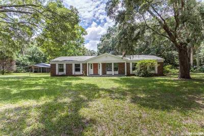 Archer Single Family Home For Sale: 5018 SW 170TH Street