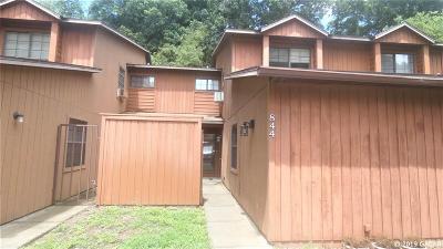 Gainesville FL Condo/Townhouse For Sale: $139,900