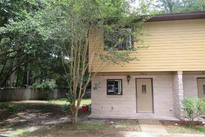 Gainesville FL Condo/Townhouse For Sale: $99,900