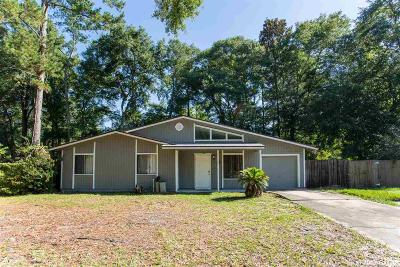 Gainesville FL Single Family Home For Sale: $149,500