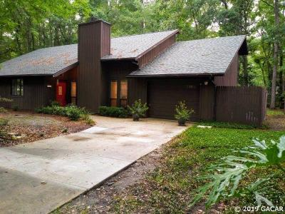Gainesville FL Single Family Home For Sale: $265,000