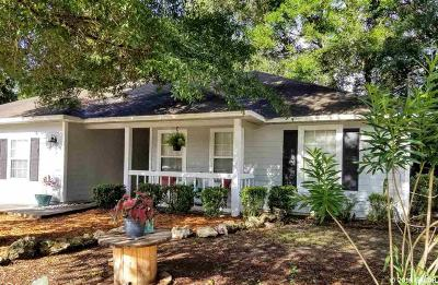 High Springs Single Family Home For Sale: 17589 NW 235th Street