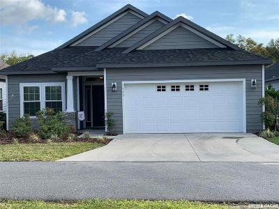 Gainesville FL Single Family Home For Sale: $320,000