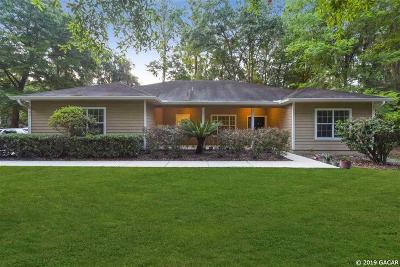 Gainesville FL Single Family Home For Sale: $297,707