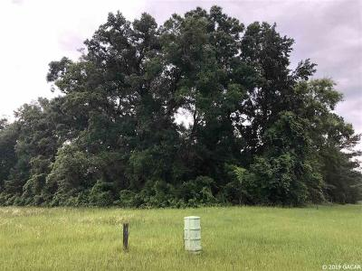 High Springs Residential Lots & Land For Sale: 16121 NW 205th Street