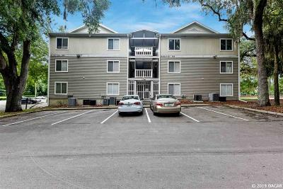 Gainesville Condo/Townhouse For Sale: 4000 SW 23RD Street #1-302