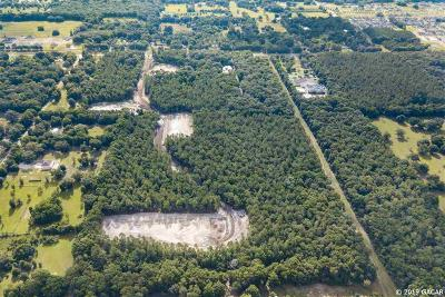 Gainesville Residential Lots & Land For Sale: TBD SW 122 Street