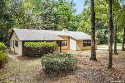 Gainesville Single Family Home Pending: 3626 NW 25th Avenue