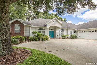 Gainesville Single Family Home For Sale: 9244 SW 31 Place