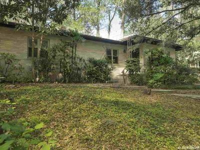 Gainesville Single Family Home For Sale: 330 SW 27TH Street
