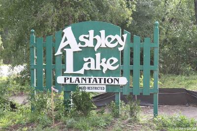 Melrose Residential Lots & Land For Sale: 265 Ashley Lake Dr