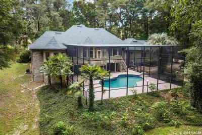 Gainesville Single Family Home For Sale: 2121 NW 77th Street