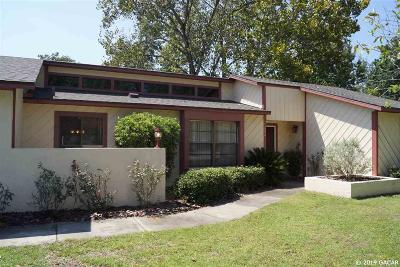 Alachua Single Family Home For Sale: 11040 NW 60th Drive