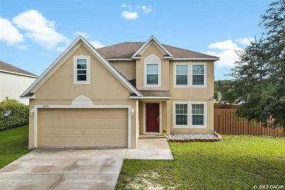 Newberry Single Family Home For Sale: 24354 SW 11TH Road