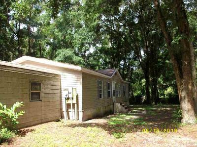 High Springs Single Family Home For Sale: 23503 NW 142nd Avenue