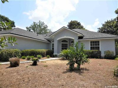 Gainesville Single Family Home Pending: 6217 NW 35th Terrace