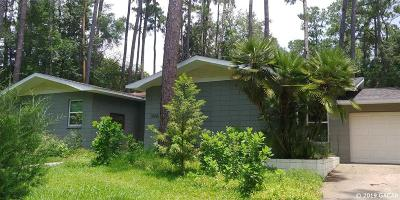 Gainesville Single Family Home Pending: 3506 NW 11 Avenue
