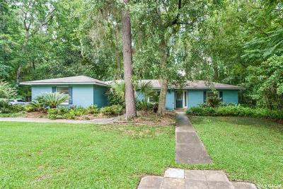 Gainesville Single Family Home For Sale: 223 NW 28th Street