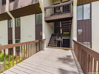 Gainesville Condo/Townhouse For Sale: 2832 SW 14 Drive