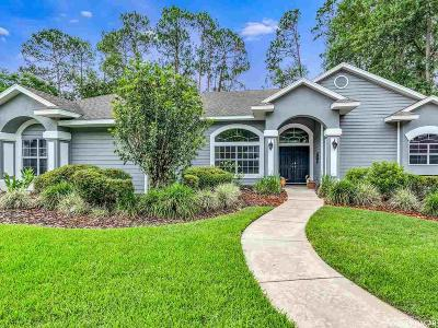 Gainesville Single Family Home For Sale: 3835 NW 68th Place