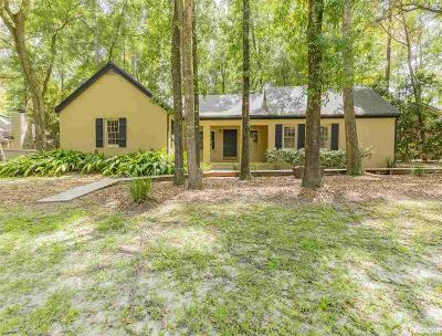 Gainesville FL Single Family Home For Sale: $209,000