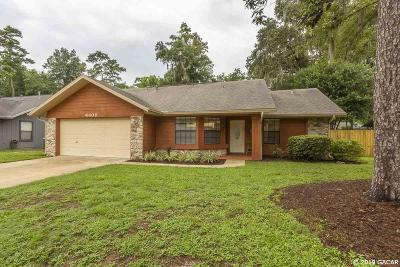 Gainesville FL Single Family Home For Sale: $229,000