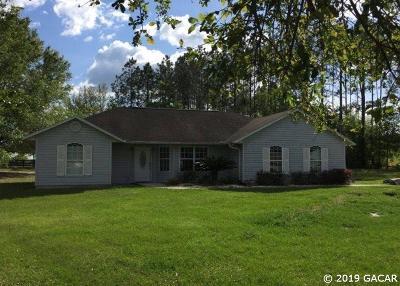 Lake City Single Family Home For Sale: 398 SW ERIN Glen