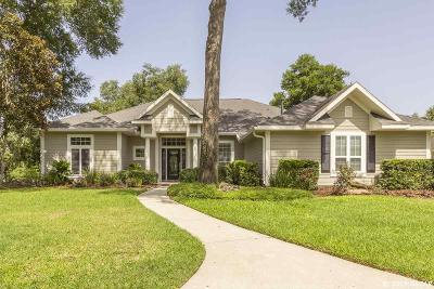 Gainesville FL Single Family Home For Sale: $409,000