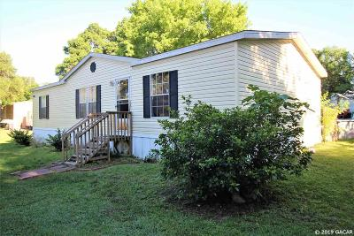 Ocala Single Family Home For Sale: 2600 NE 70 street