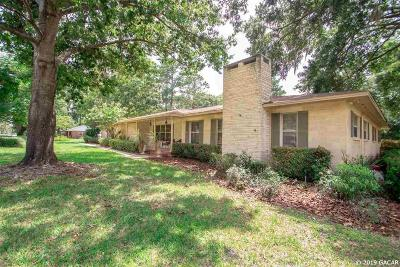 High Springs Single Family Home For Sale: 19228 HIGH SPRINGS MAIN Street
