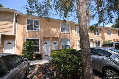 Gainesville FL Condo/Townhouse For Sale: $127,000