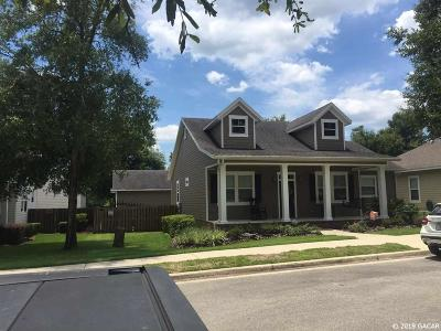 Alachua Single Family Home For Sale: 16747 NW 167TH Place