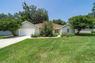 Newberry Single Family Home For Sale: 23434 NW 3rd Avenue