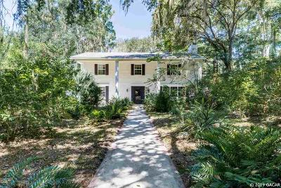 Gainesville Single Family Home For Sale: 2106 NW 27th Terrace