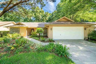 Gainesville Single Family Home For Sale: 6036 NW 44th Place