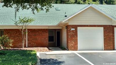 Newberry Condo/Townhouse Pending: 13200 W Newberry Road #V-122