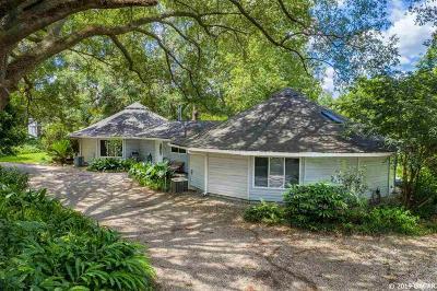 Alachua Single Family Home For Sale: 20208 NW 78TH Avenue