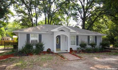 High Springs Single Family Home For Sale: 17308 NW 239th Terrace