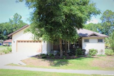 High Springs Single Family Home For Sale: 22654 NW 191st Lane