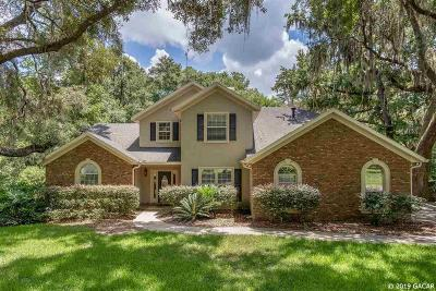 Alachua Single Family Home For Sale: 10709 NW 67TH Way
